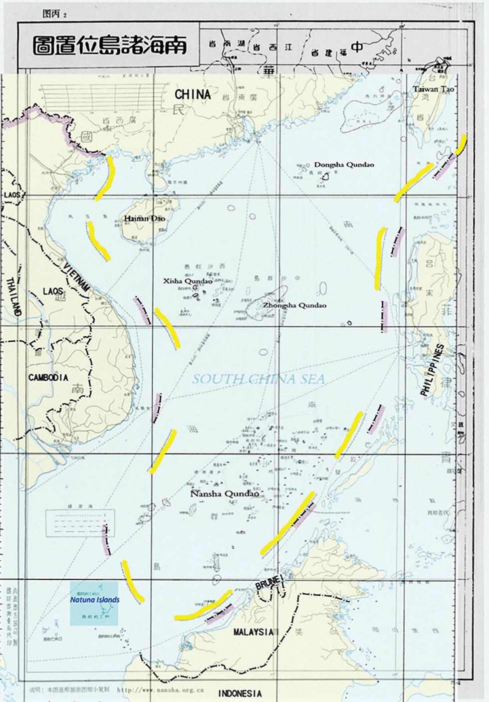 Chuyện gì đang xảy ra ở Biển Đông - Ảnh 4.