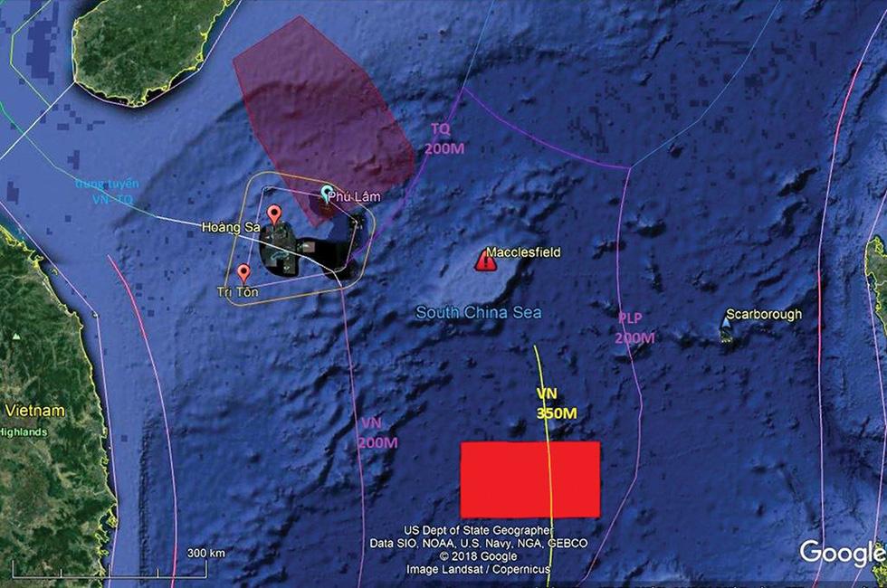 Chuyện gì đang xảy ra ở Biển Đông - Ảnh 2.