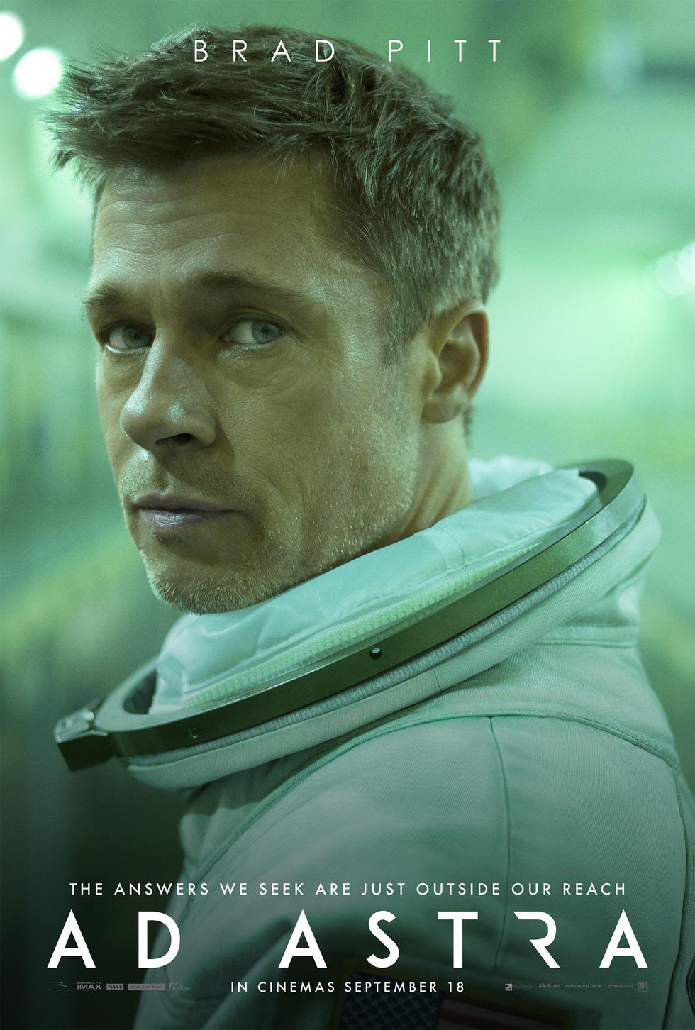 Phim mới của Brad Pitt, Củng Lợi... tranh giải Sư tử vàng ở Venice - Ảnh 4.