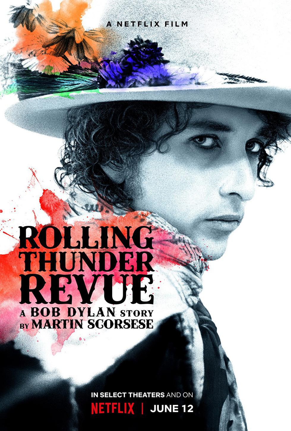 Bob Dylan qua Rolling Thunder Revue: Tôi là một kẻ trác táng thích ngao du - Ảnh 3.