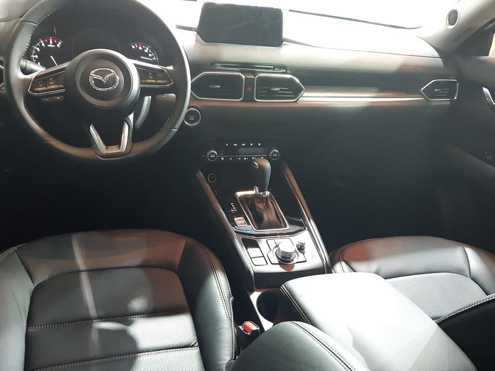 Mazda CX-5 năm chỗ thế hệ mới giá từ 899 triệu có gì? - Ảnh 3.