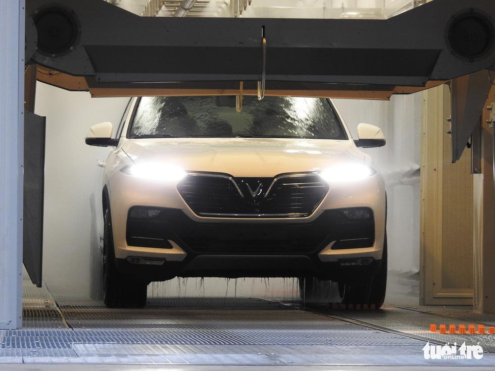 Lô xế sang đầu tiên của VinFast chính thức đến tay khách hàng - Ảnh 4.