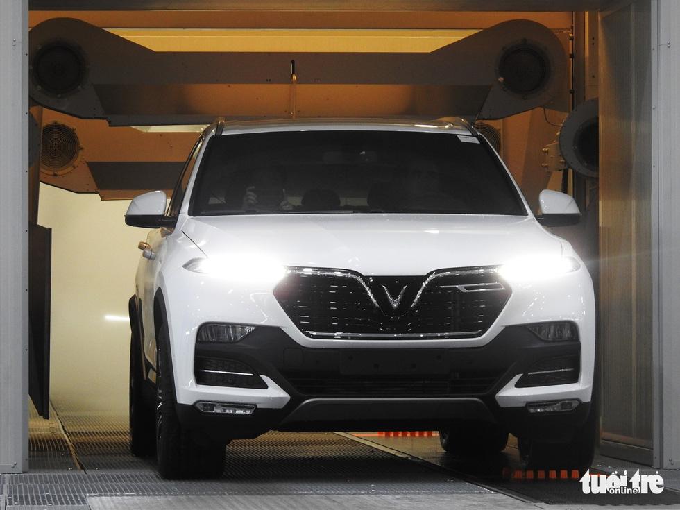 Lô xế sang đầu tiên của VinFast chính thức đến tay khách hàng - Ảnh 3.