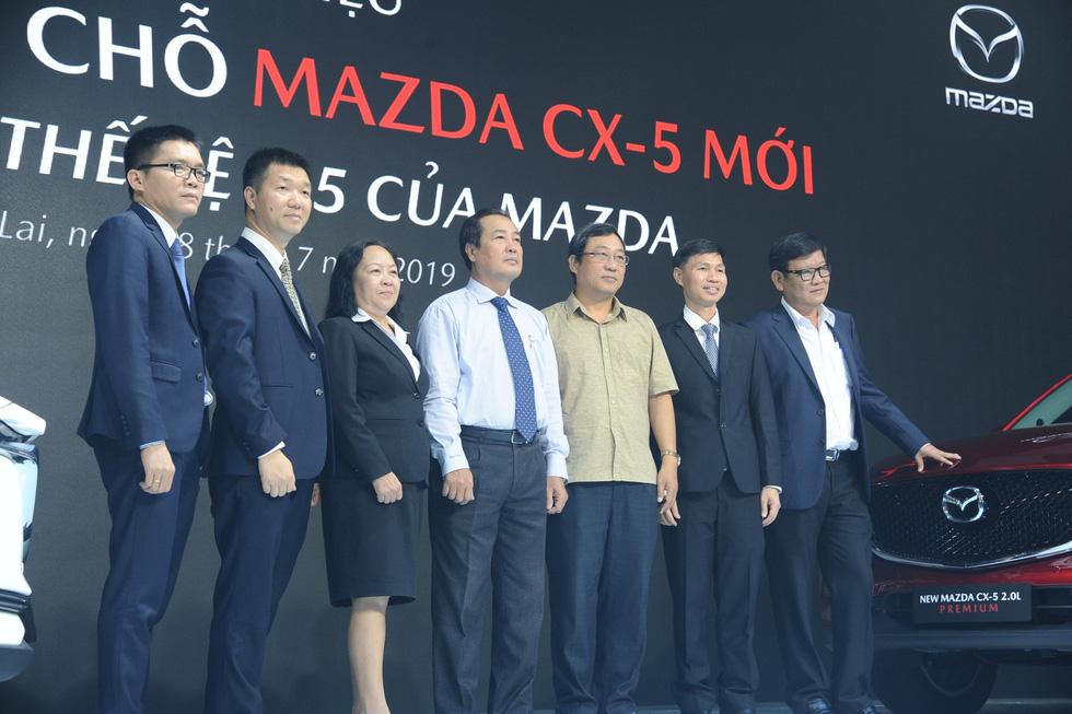 Mazda CX-5 năm chỗ thế hệ mới giá từ 899 triệu có gì? - Ảnh 6.