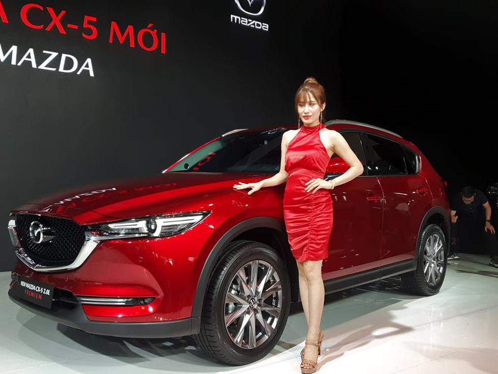 Mazda CX-5 năm chỗ thế hệ mới giá từ 899 triệu có gì? - Ảnh 1.