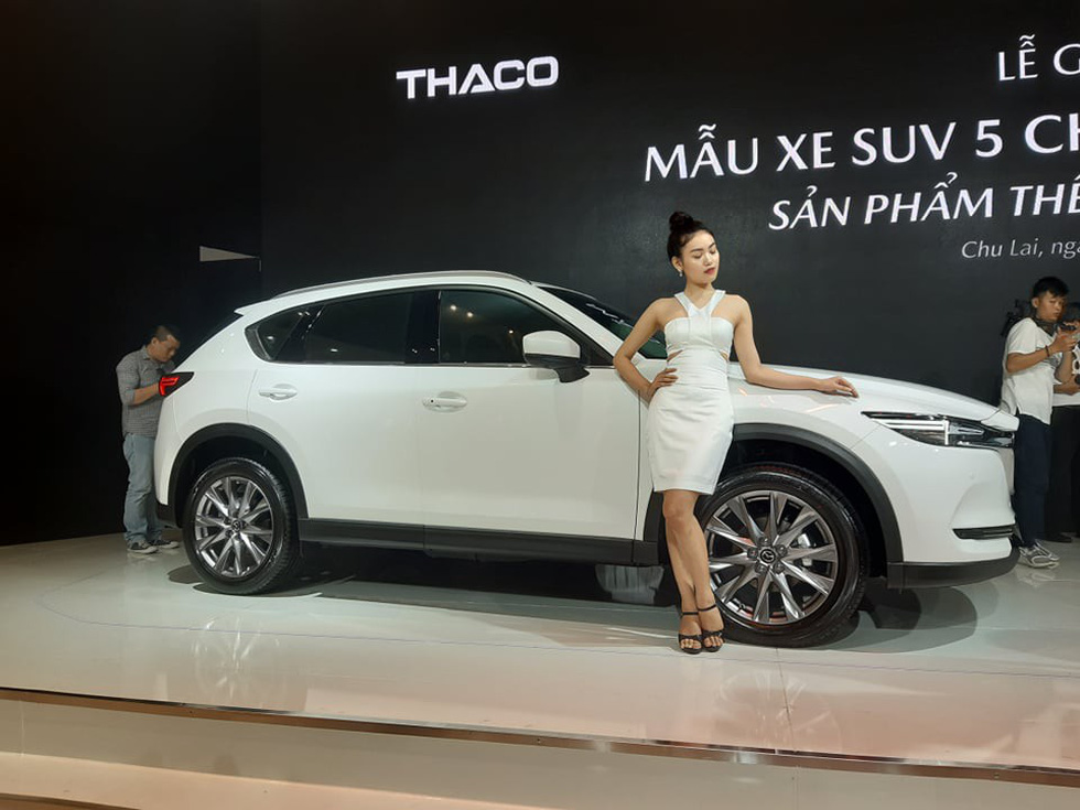 Mazda CX-5 năm chỗ thế hệ mới giá từ 899 triệu có gì? - Ảnh 4.