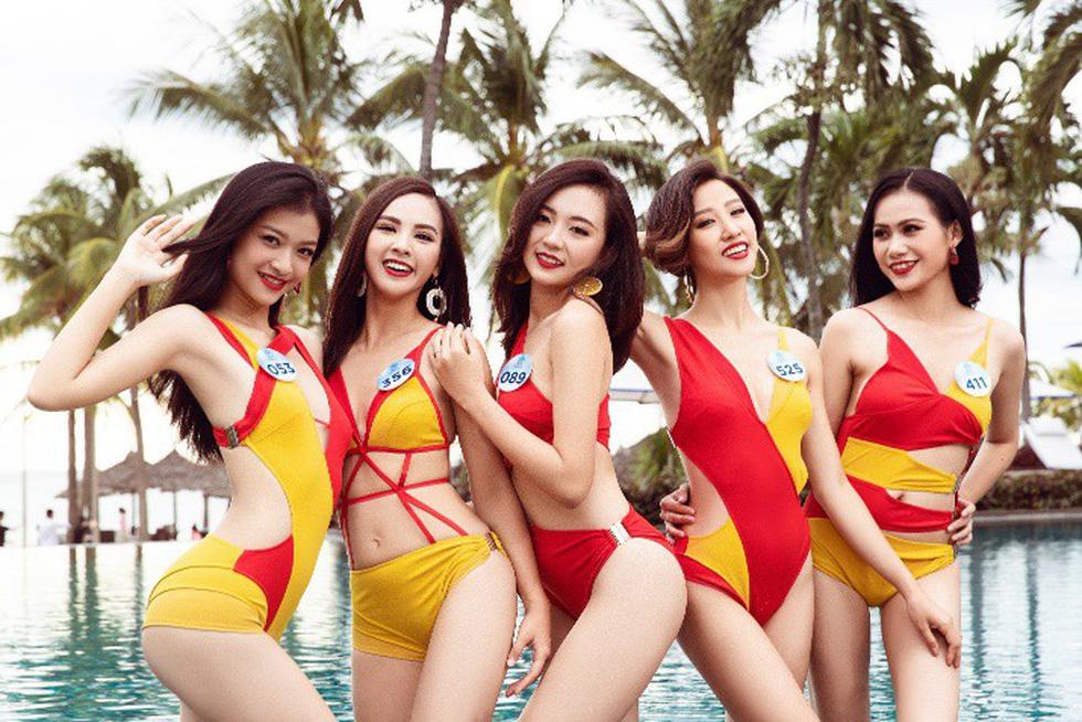 Nóng với bộ ảnh bikini của thí sinh Hoa hậu Thế giới Việt Nam - Ảnh 2.