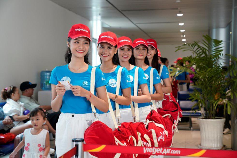 Nóng với bộ ảnh bikini của thí sinh Hoa hậu Thế giới Việt Nam - Ảnh 7.