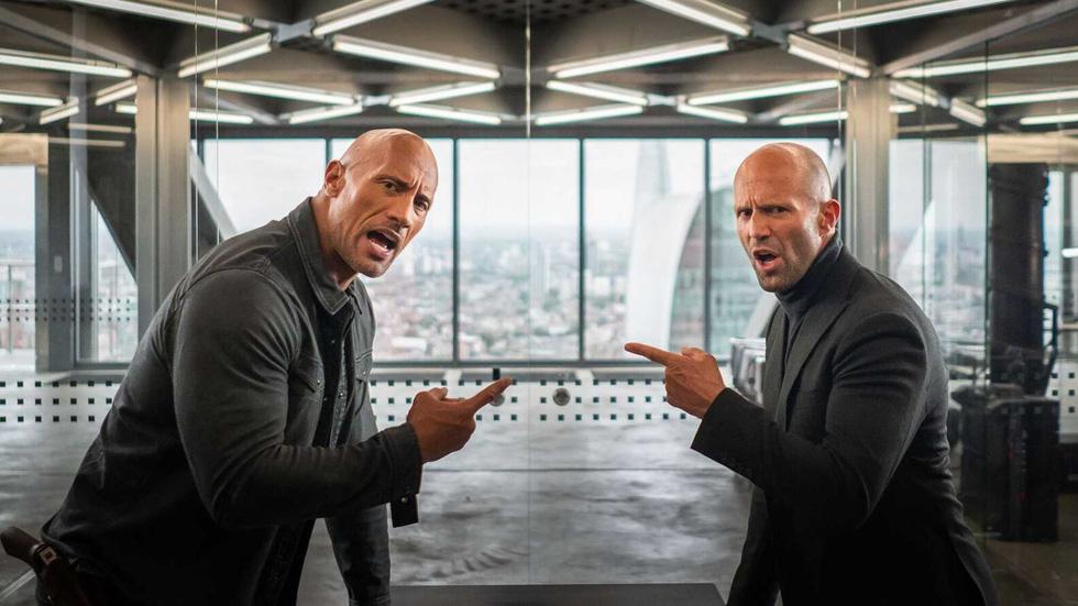 Fast & Furious: Hobbs & Shaw: Phim hành động hay phim siêu anh hùng? - Ảnh 2.