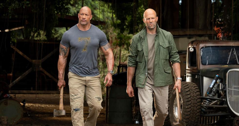 Fast & Furious: Hobbs & Shaw: Phim hành động hay phim siêu anh hùng? - Ảnh 9.