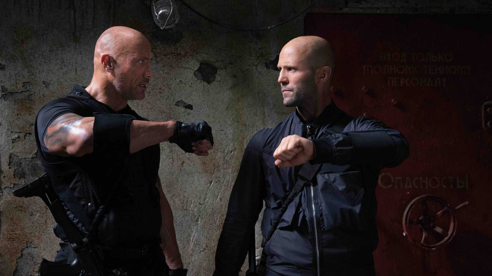 Fast & Furious: Hobbs & Shaw: Phim hành động hay phim siêu anh hùng? - Ảnh 8.