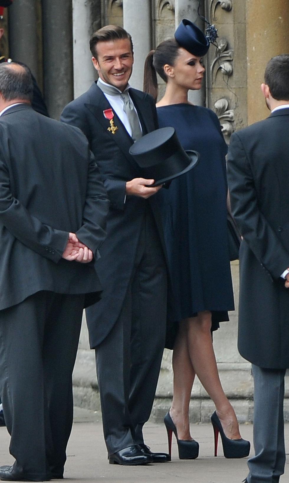 Beckham tự hào 20 năm một vợ bốn con, hạnh phúc với Victoria - Ảnh 15.