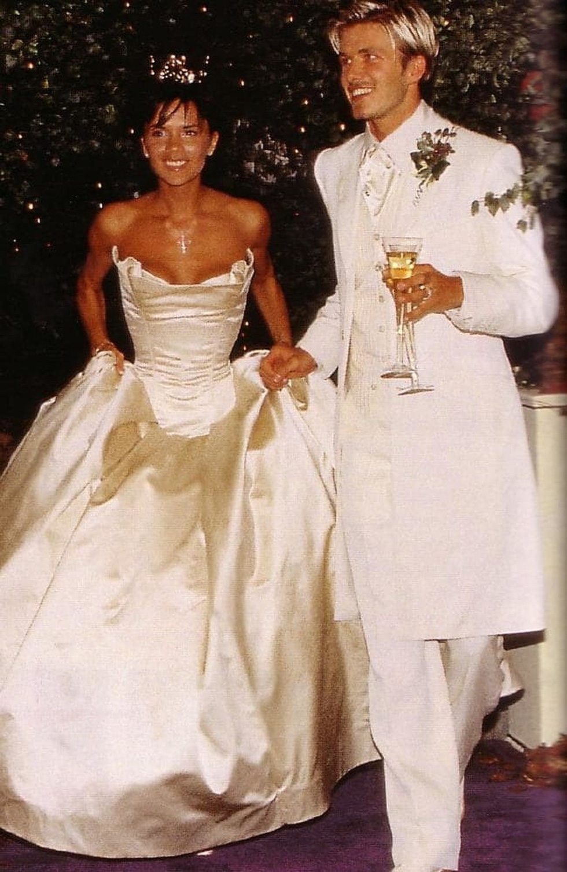 Beckham tự hào 20 năm một vợ bốn con, hạnh phúc với Victoria - Ảnh 4.