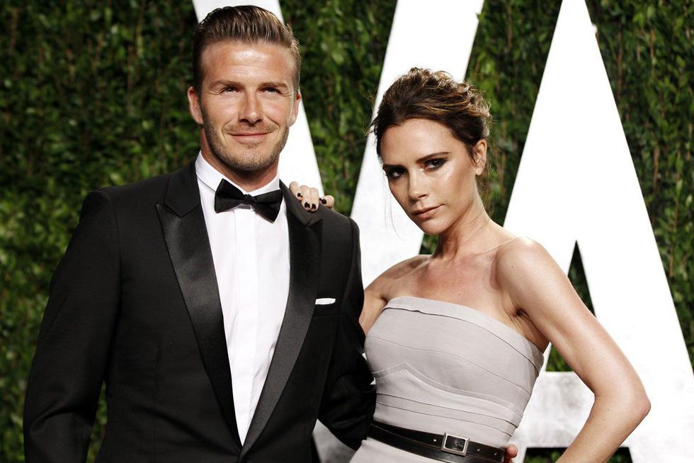 Beckham tự hào 20 năm một vợ bốn con, hạnh phúc với Victoria - Ảnh 16.
