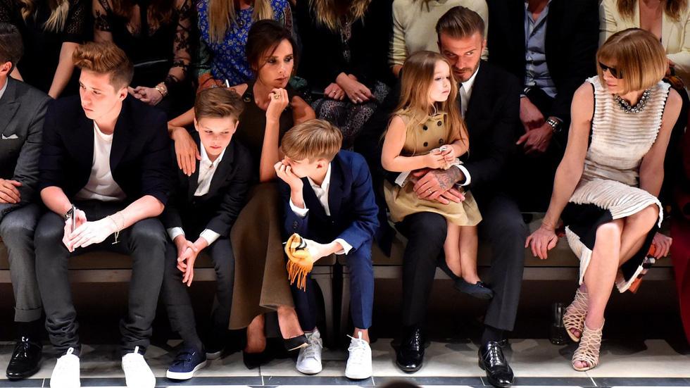 Beckham tự hào 20 năm một vợ bốn con, hạnh phúc với Victoria - Ảnh 5.
