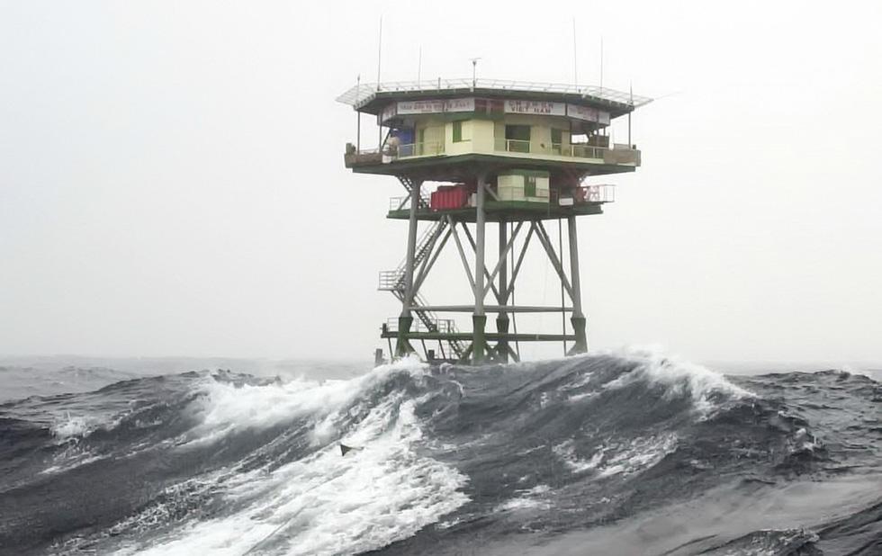DK1 - Thành đồng trên biển - Kỳ 1: Nhiệm vụ số 1 - Ảnh 1.