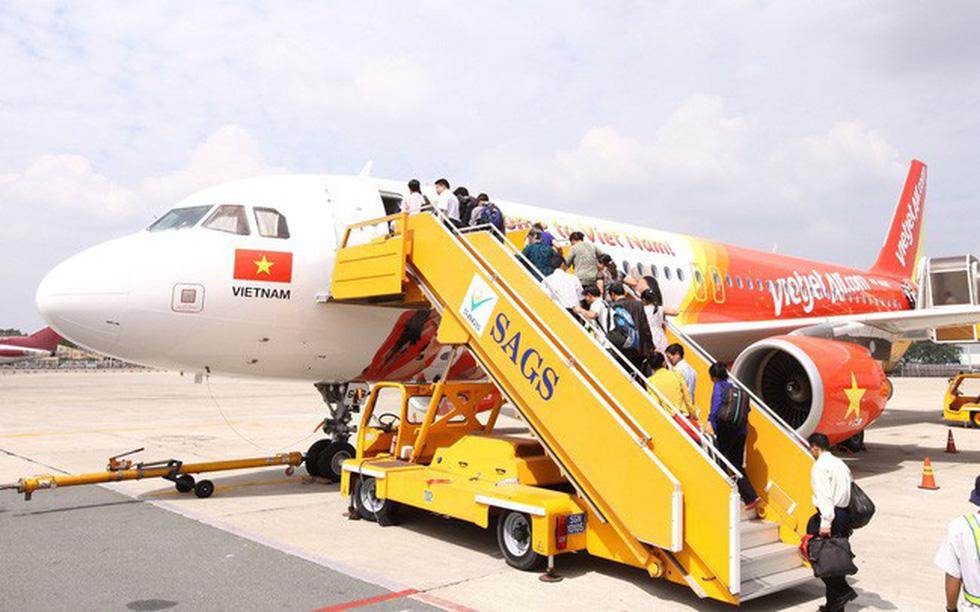 Hãng bay Việt có tỉ lệ đúng giờ như thế nào với thế giới? - Ảnh 2.