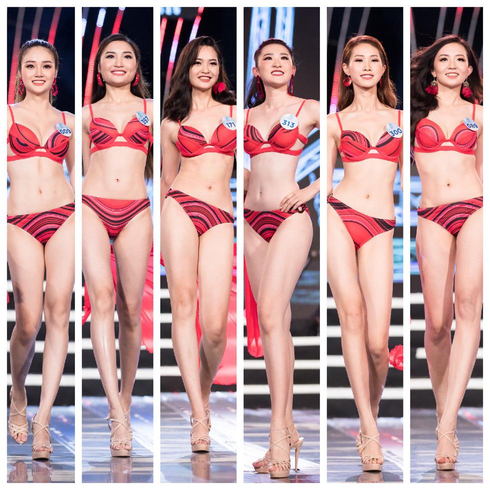 25 thí sinh Miss World Việt Nam 2019 đẹp nhất phía Bắc nóng bỏng thi bikini - Ảnh 1.