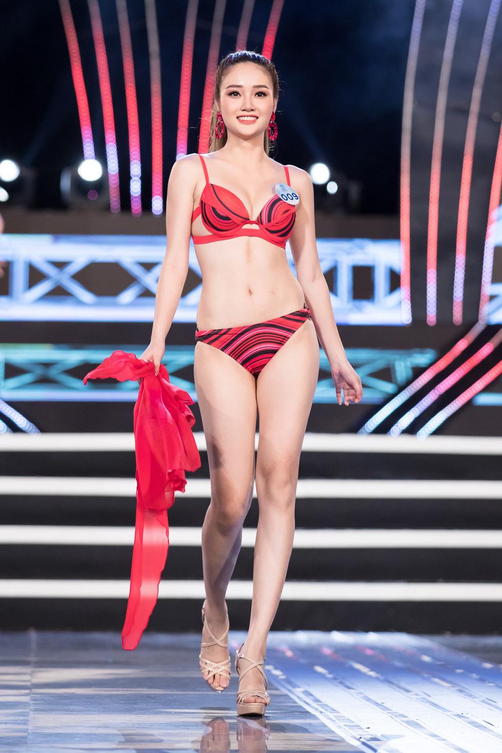 25 thí sinh Miss World Việt Nam 2019 đẹp nhất phía Bắc nóng bỏng thi bikini - Ảnh 3.