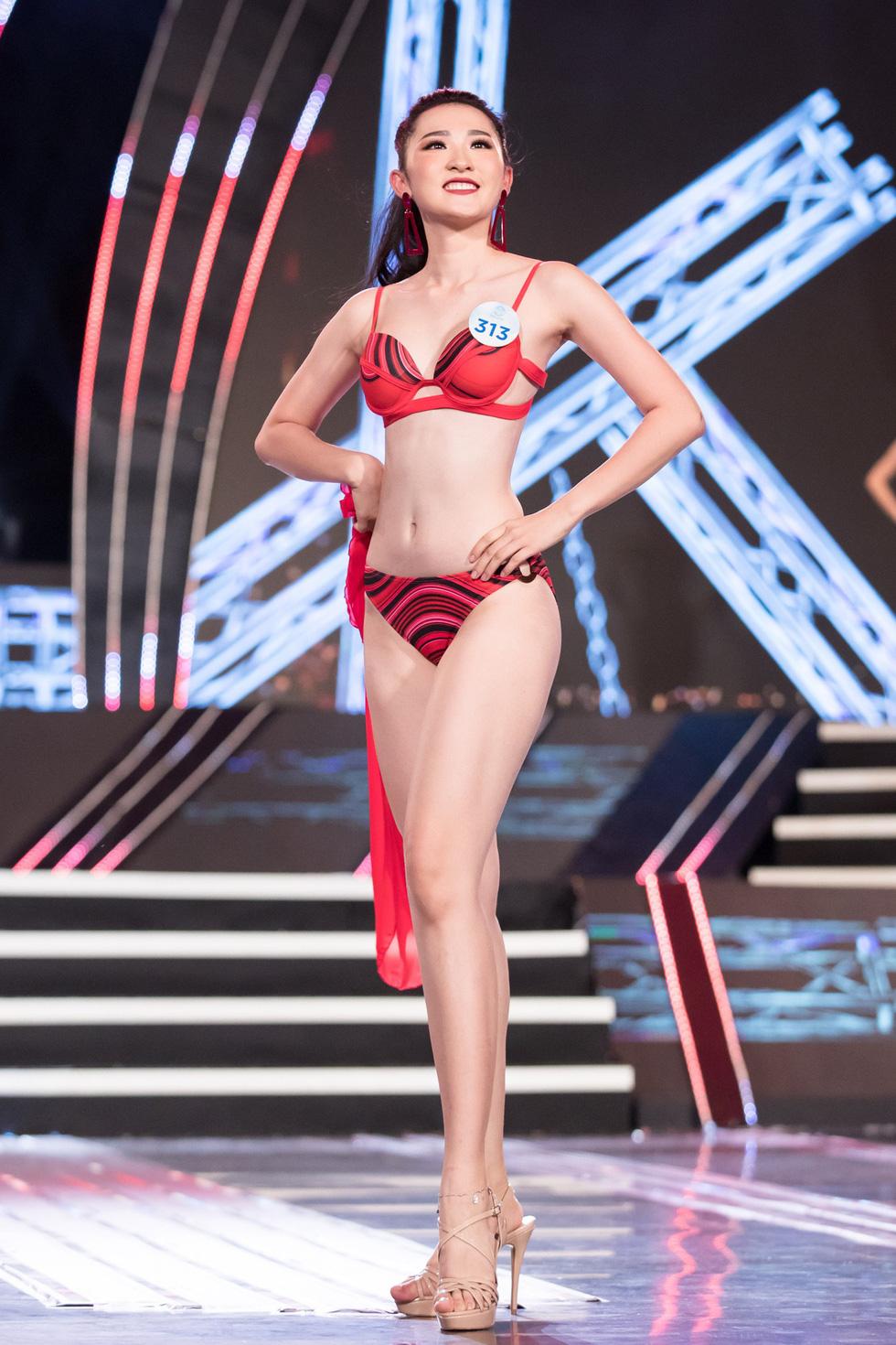 25 thí sinh Miss World Việt Nam 2019 đẹp nhất phía Bắc nóng bỏng thi bikini - Ảnh 7.