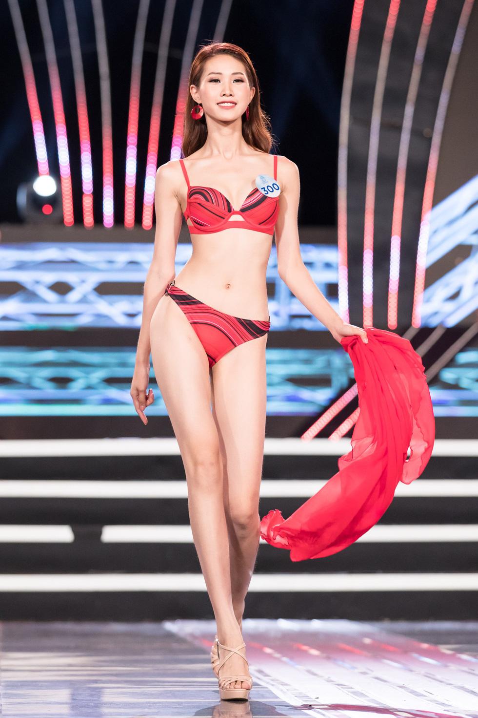 25 thí sinh Miss World Việt Nam 2019 đẹp nhất phía Bắc nóng bỏng thi bikini - Ảnh 8.