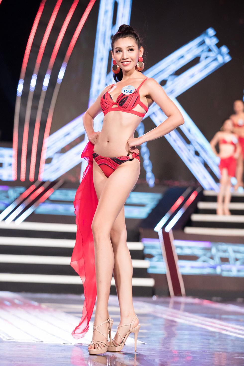 25 thí sinh Miss World Việt Nam 2019 đẹp nhất phía Bắc nóng bỏng thi bikini - Ảnh 10.