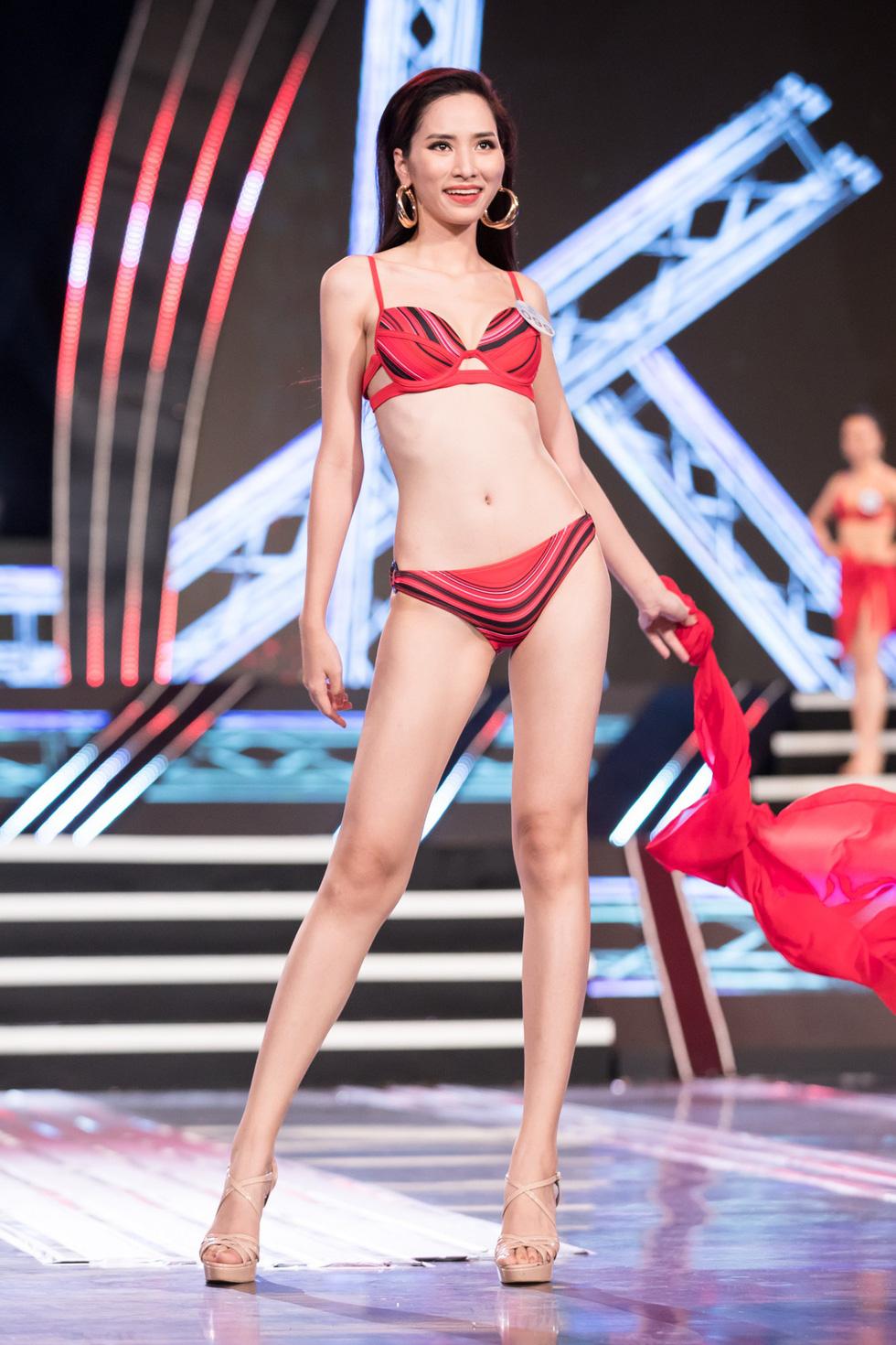 25 thí sinh Miss World Việt Nam 2019 đẹp nhất phía Bắc nóng bỏng thi bikini - Ảnh 12.