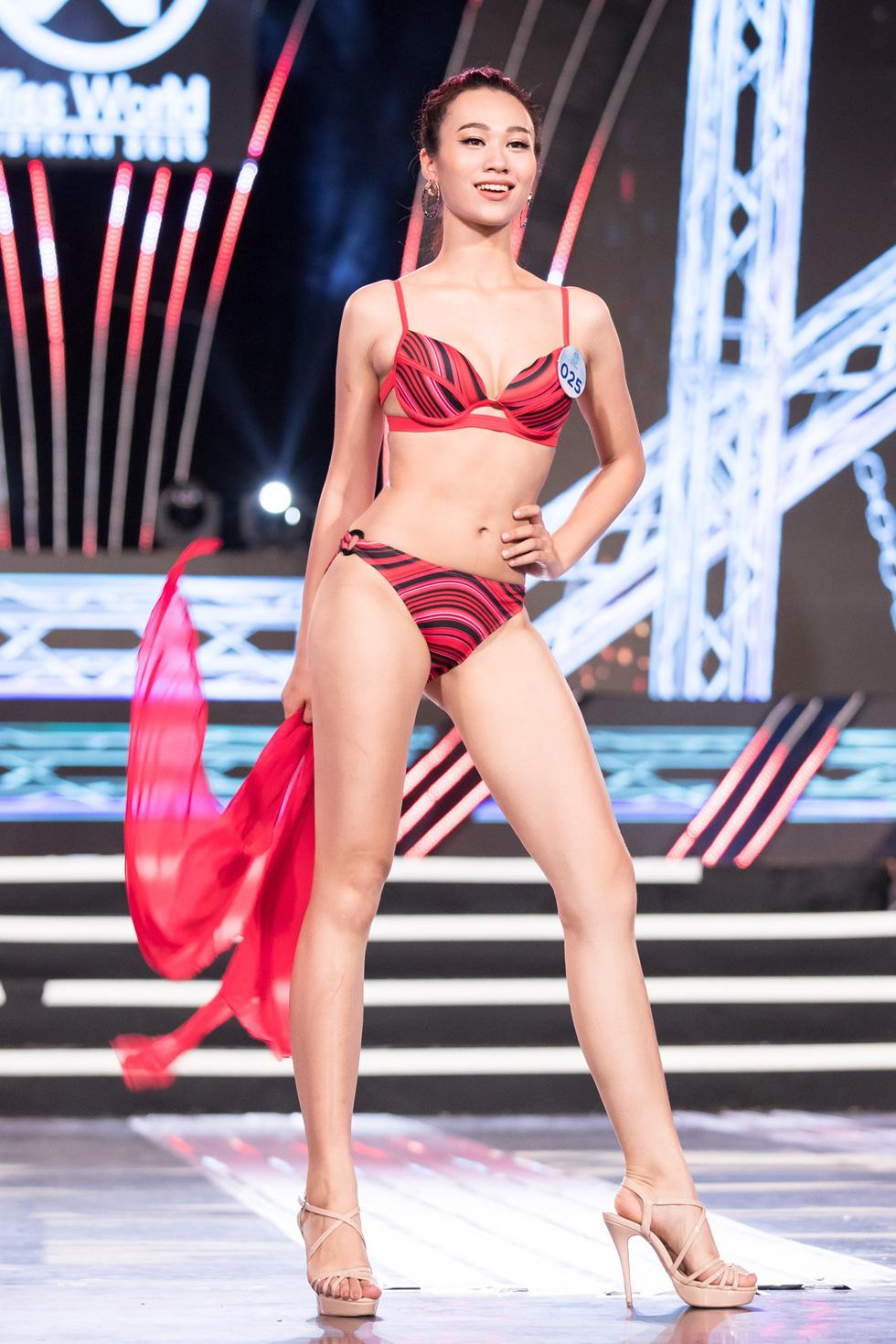25 thí sinh Miss World Việt Nam 2019 đẹp nhất phía Bắc nóng bỏng thi bikini - Ảnh 13.