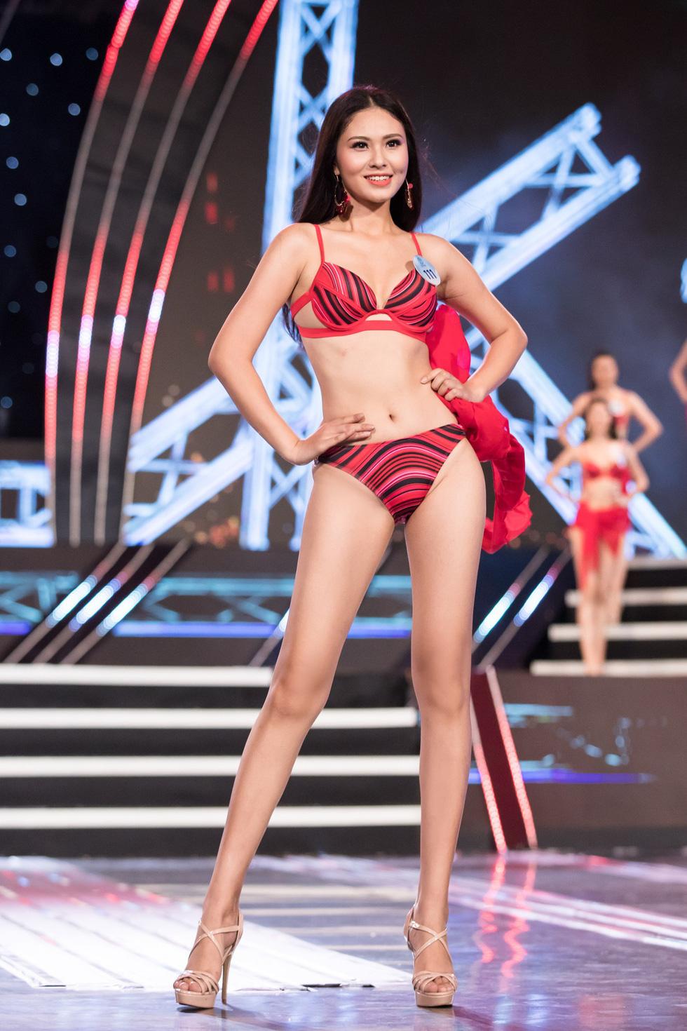 25 thí sinh Miss World Việt Nam 2019 đẹp nhất phía Bắc nóng bỏng thi bikini - Ảnh 18.