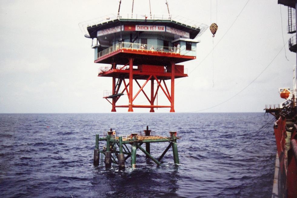 DK1 - 30 năm thành đồng trên biển - Kỳ 5: Xây dựng nhà giàn DK1/1 - Ảnh 4.