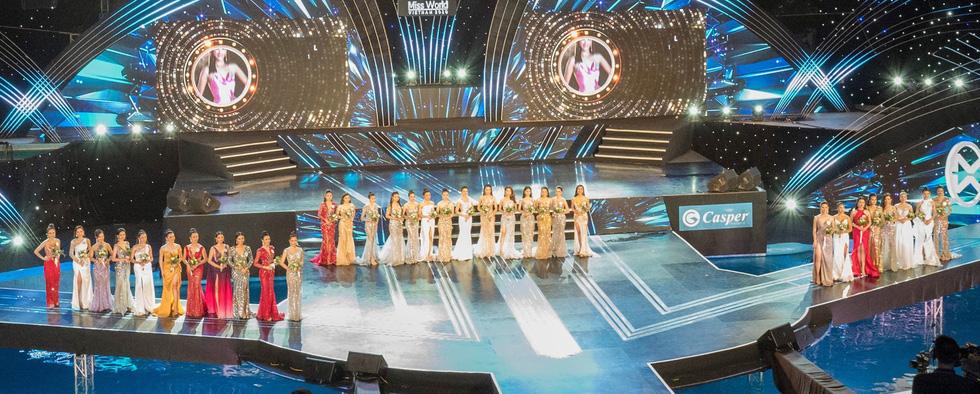 Nhan sắc 20 thí sinh đẹp nhất phía Bắc vào chung kết Miss World Việt Nam 2019 - Ảnh 2.