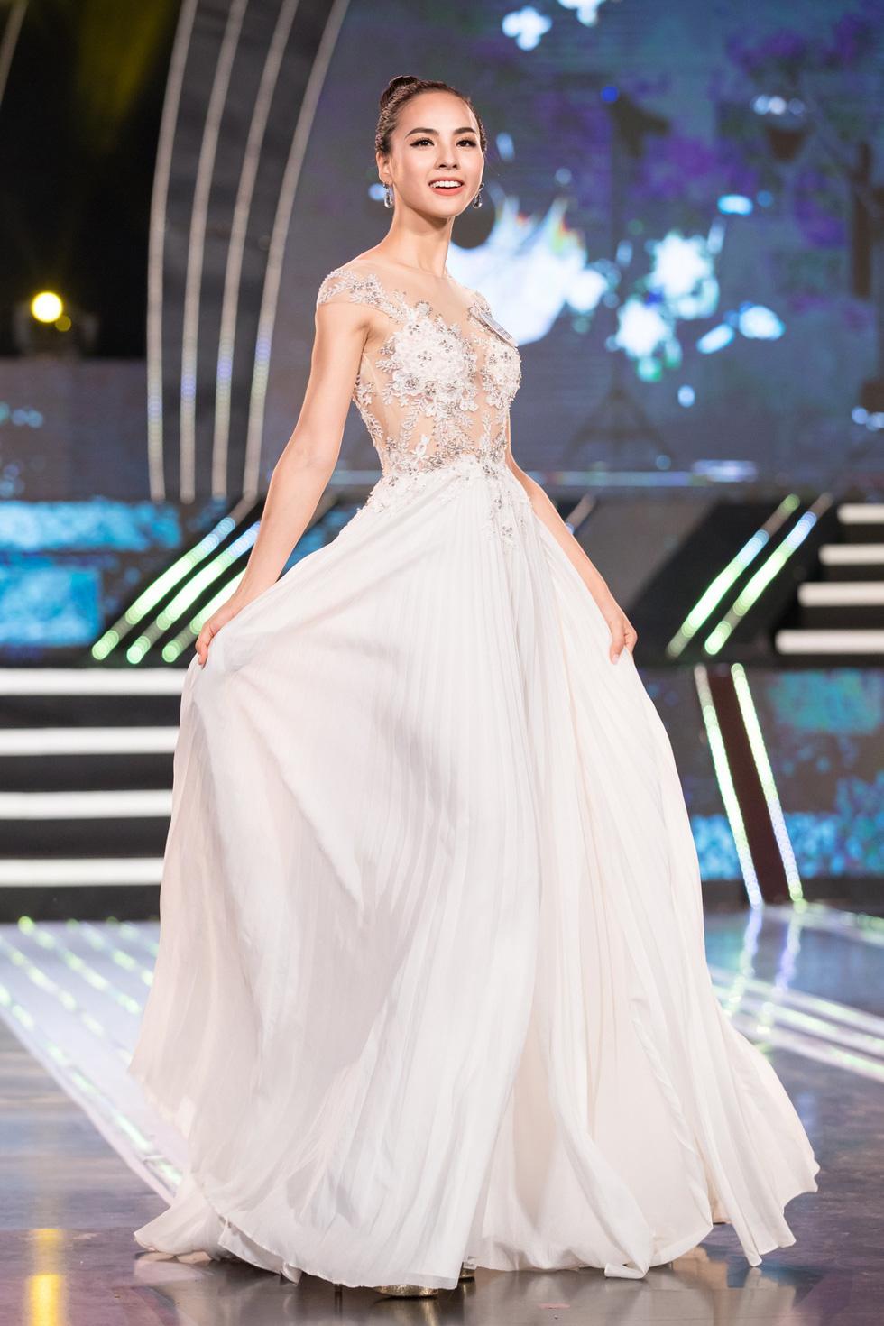 Nhan sắc 20 thí sinh đẹp nhất phía Bắc vào chung kết Miss World Việt Nam 2019 - Ảnh 5.