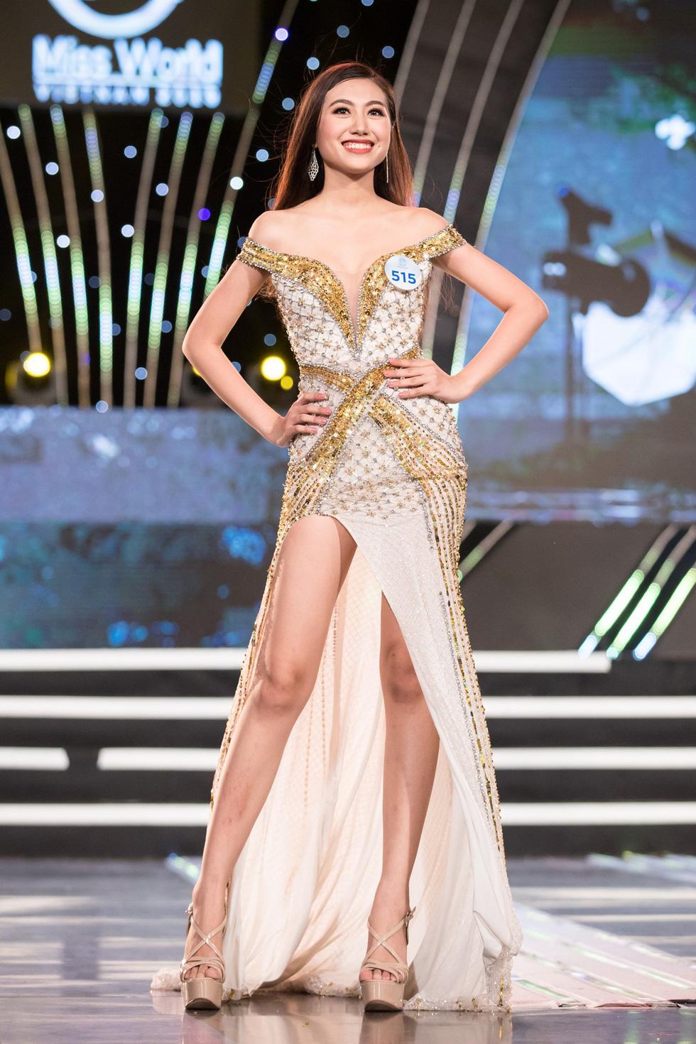 Nhan sắc 20 thí sinh đẹp nhất phía Bắc vào chung kết Miss World Việt Nam 2019 - Ảnh 6.