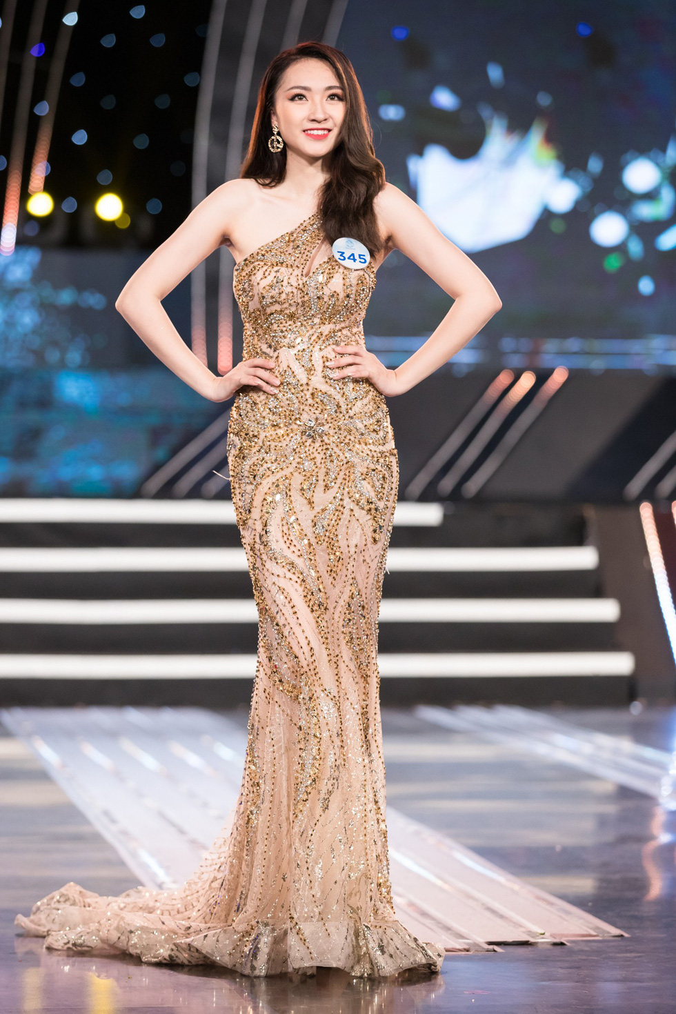 Nhan sắc 20 thí sinh đẹp nhất phía Bắc vào chung kết Miss World Việt Nam 2019 - Ảnh 7.