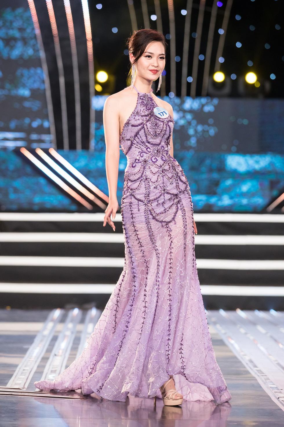 Nhan sắc 20 thí sinh đẹp nhất phía Bắc vào chung kết Miss World Việt Nam 2019 - Ảnh 8.
