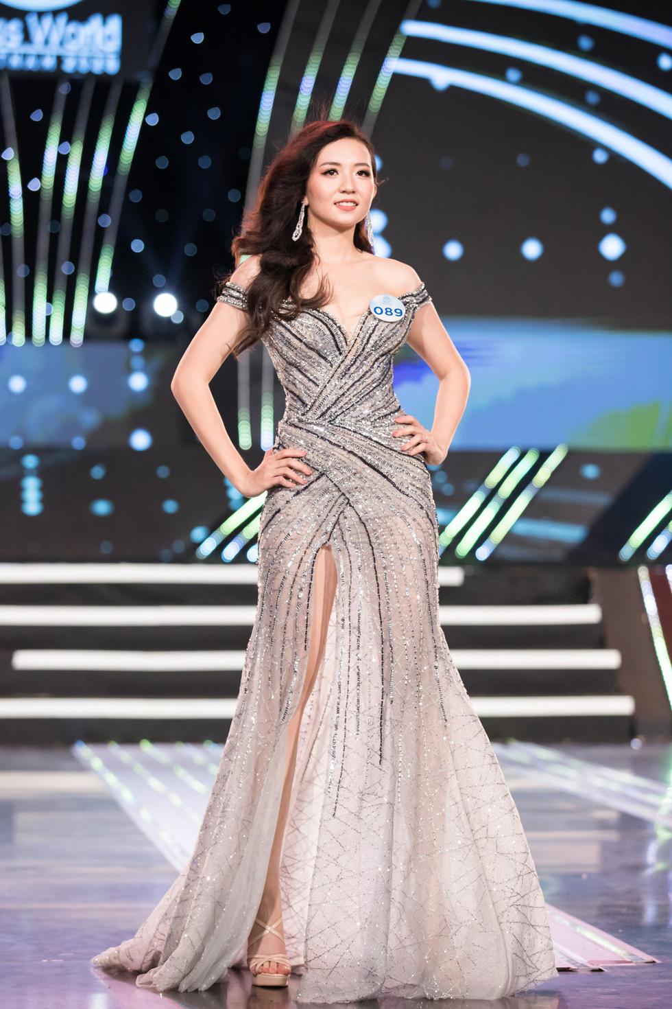 Nhan sắc 20 thí sinh đẹp nhất phía Bắc vào chung kết Miss World Việt Nam 2019 - Ảnh 12.
