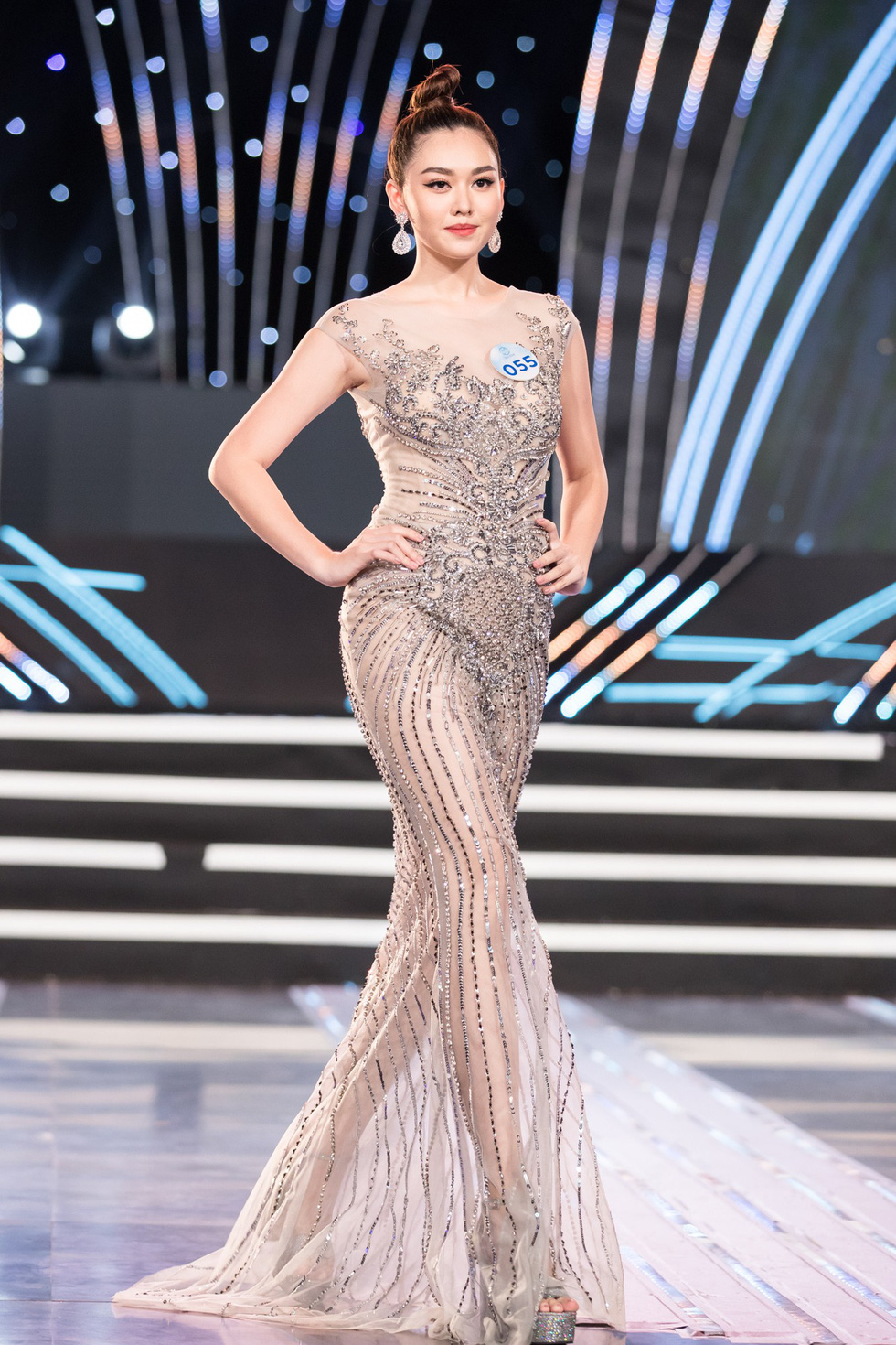 Nhan sắc 20 thí sinh đẹp nhất phía Bắc vào chung kết Miss World Việt Nam 2019 - Ảnh 14.