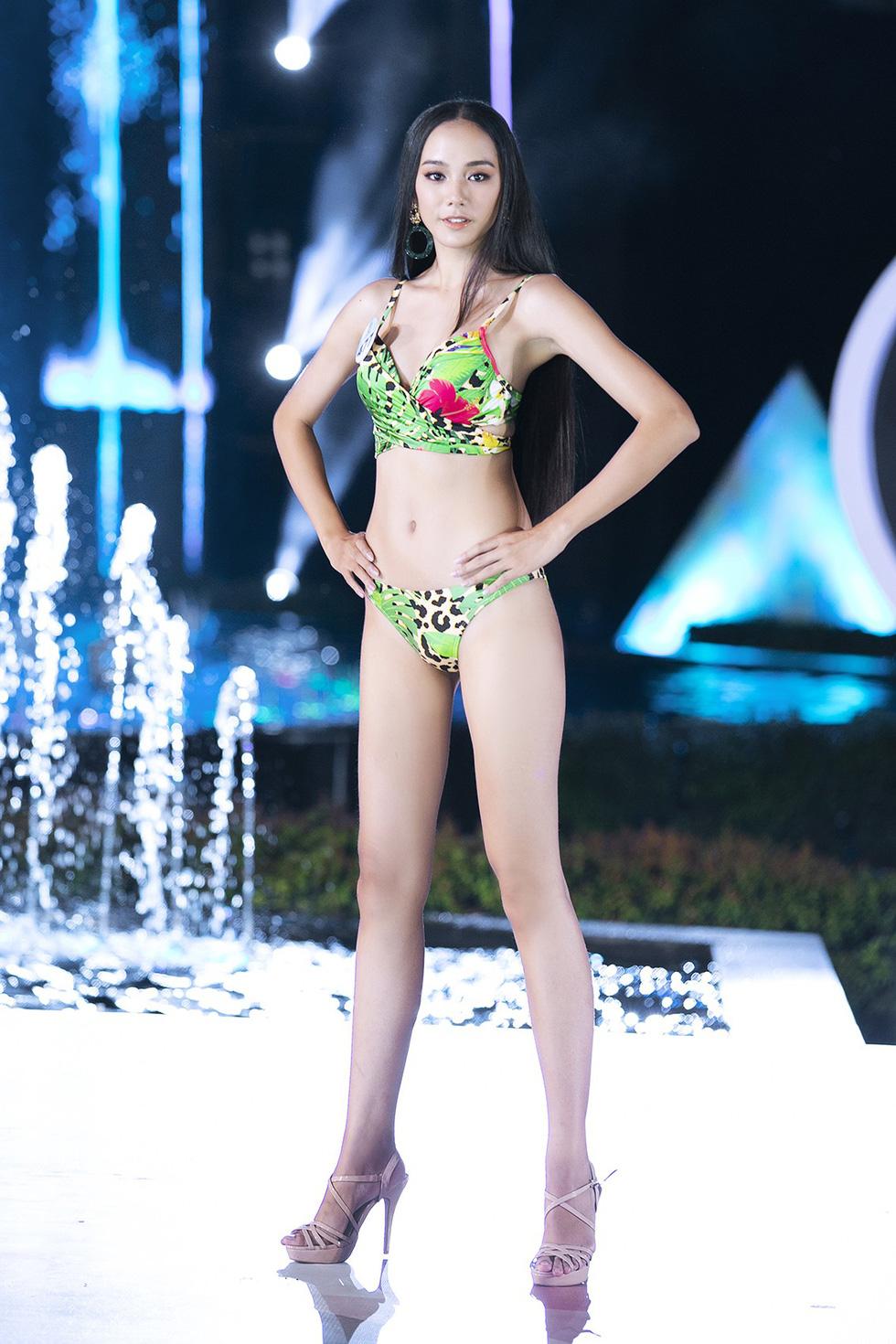 Đã chọn được 5 cô gái mặc bikini đẹp nhất Hoa hậu thế giới Việt Nam 2019 - Ảnh 8.