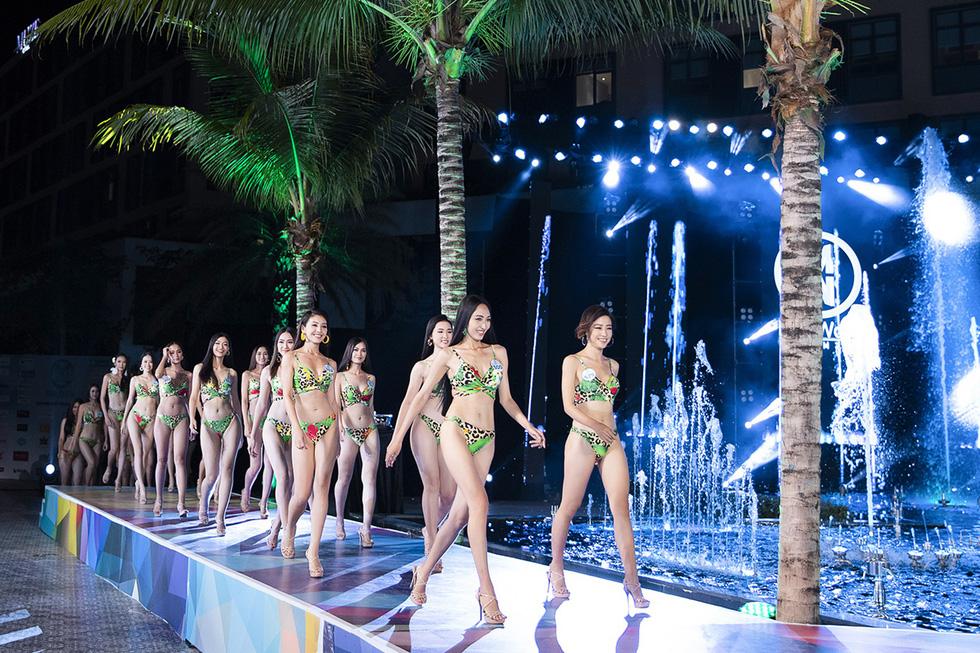 Đã chọn được 5 cô gái mặc bikini đẹp nhất Hoa hậu thế giới Việt Nam 2019 - Ảnh 2.