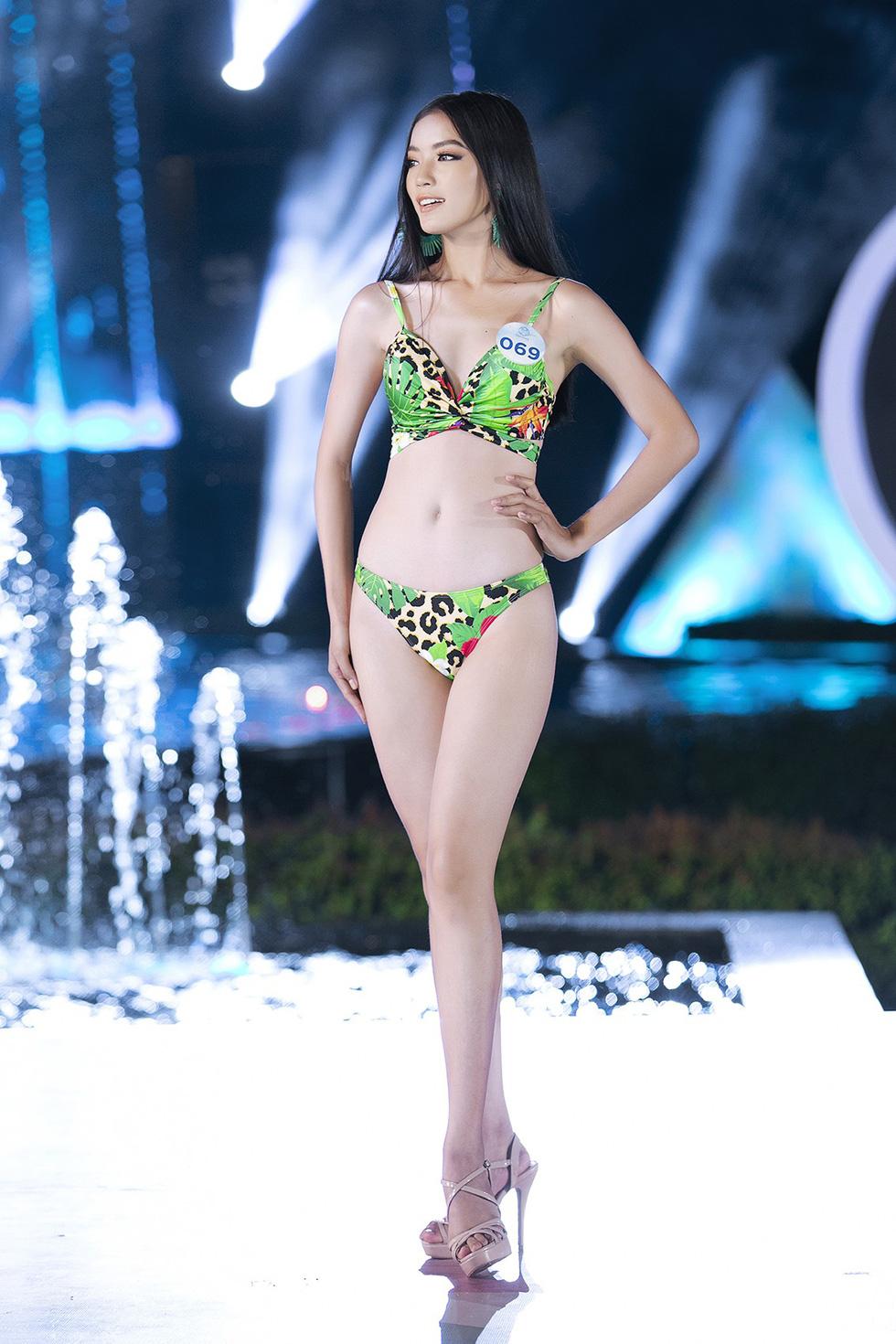 Đã chọn được 5 cô gái mặc bikini đẹp nhất Hoa hậu thế giới Việt Nam 2019 - Ảnh 13.