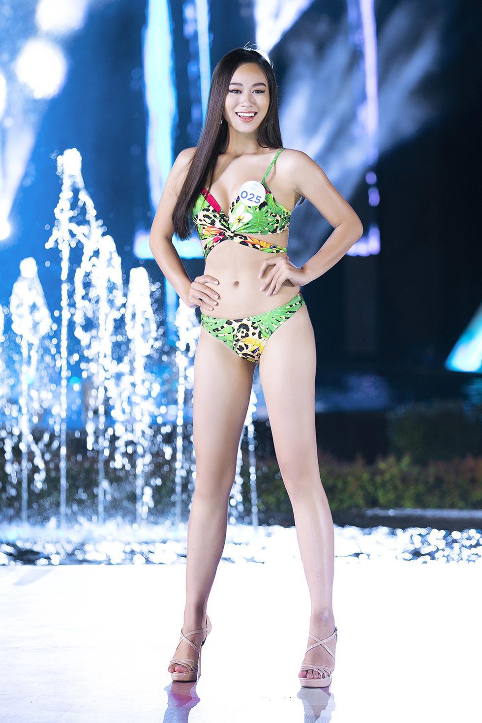 Đã chọn được 5 cô gái mặc bikini đẹp nhất Hoa hậu thế giới Việt Nam 2019 - Ảnh 14.