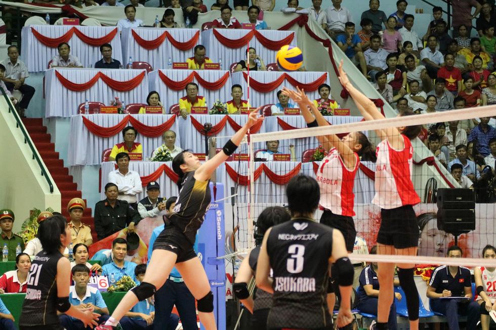 Tuyển nữ Việt Nam ngậm ngùi lỡ ngôi vô địch giải bóng chuyền VTV cup - Ảnh 7.