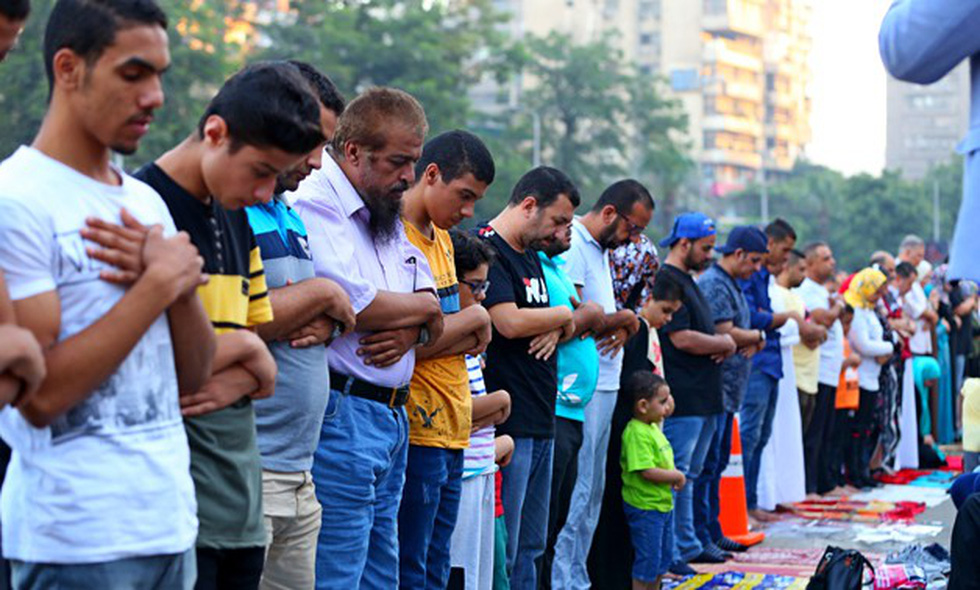 Hàng triệu người Ai Cập làm lễ Hiến sinh - Ảnh 2.