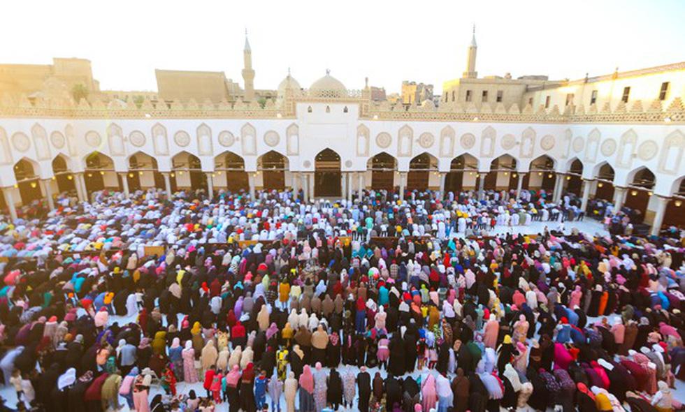 Hàng triệu người Ai Cập làm lễ Hiến sinh - Ảnh 3.