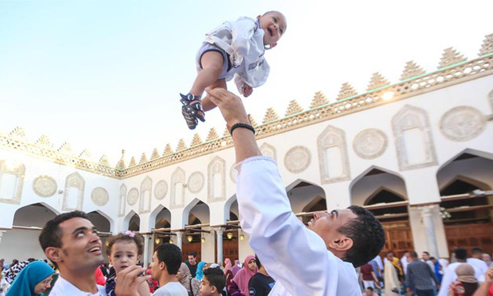 Hàng triệu người Ai Cập làm lễ Hiến sinh - Ảnh 5.