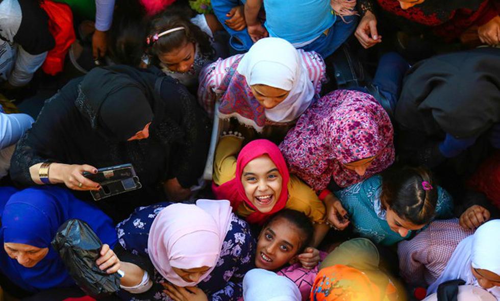Hàng triệu người Ai Cập làm lễ Hiến sinh - Ảnh 6.