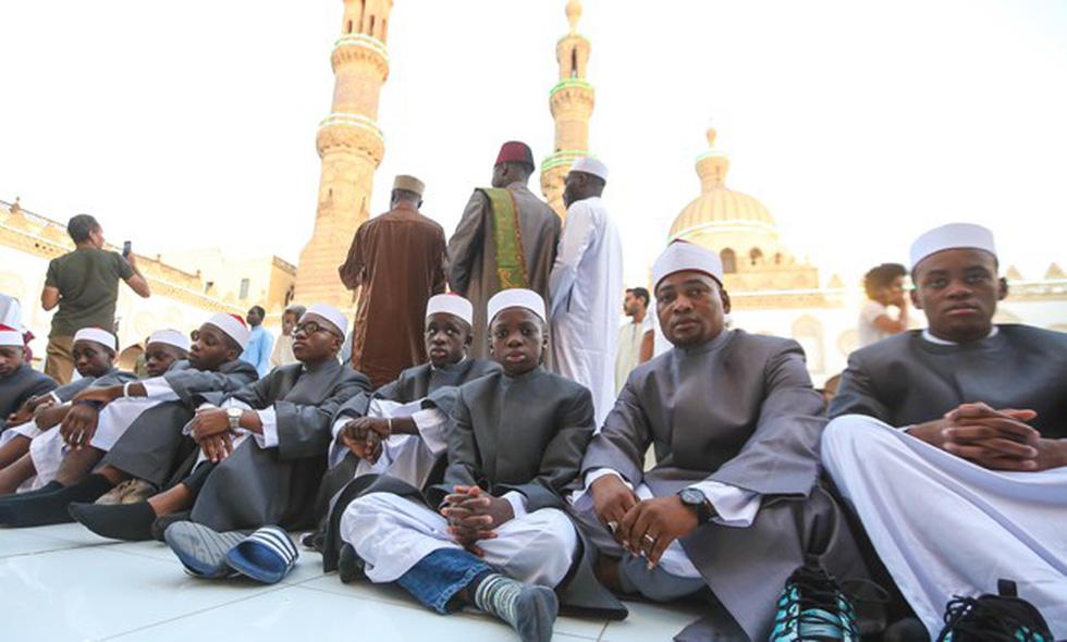 Hàng triệu người Ai Cập làm lễ Hiến sinh - Ảnh 7.