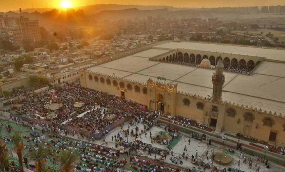 Hàng triệu người Ai Cập làm lễ Hiến sinh - Ảnh 8.