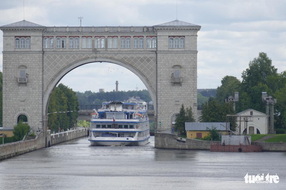Hải trình một tuần lễ ngắm nước Nga từ dòng sông Volga - Ảnh 7.