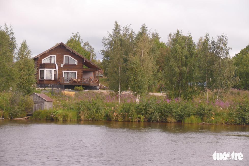Hải trình một tuần lễ ngắm nước Nga từ dòng sông Volga - Ảnh 2.